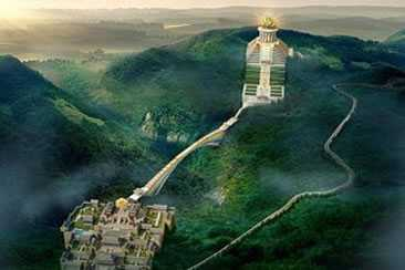 华夏最美寺院,人间圣境绍兴龙华寺兜率天宫!