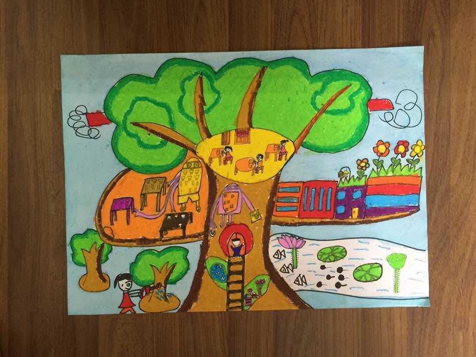 小学生节能环保创意大赛作品