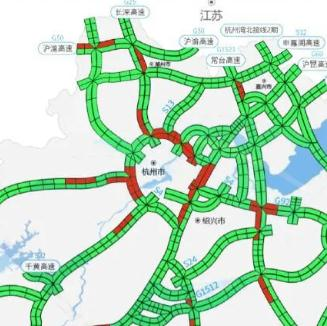"""浙江省高速公路,""""国庆中秋""""假期出行指南"""